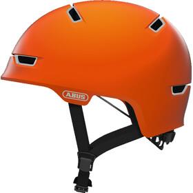ABUS Scraper 3.0 ACE Cykelhjälm sigreenal orange